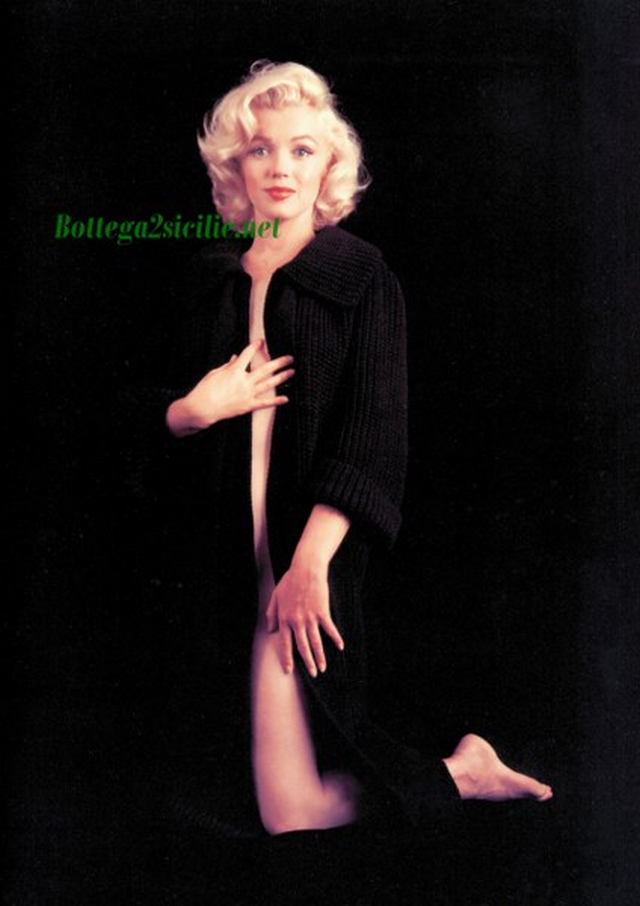 Marilyn Monroe - Stampa - Attrice cantante statunitense Star 17